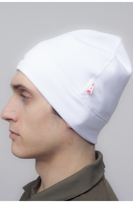 Bonnet technique blanc ALDAR