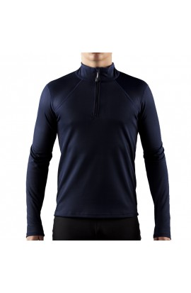 Maillot Homme Thermorégulateur NANOOK Navy Blue Akammak
