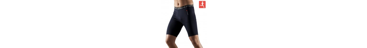 Collant de running homme